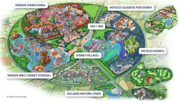 Que Ver En Disneyland Paris Y Walt Disney Studios Monparigo
