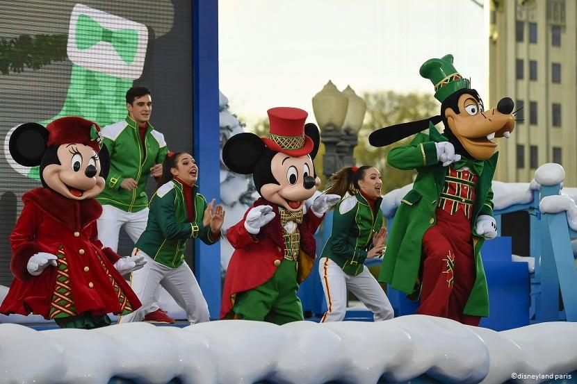 Surprising Mickey en Walt Disney Studios
